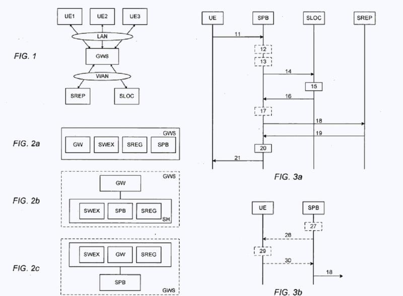 Método, dispositivo, sistema y arquitectura de red para la gestión de una solicitud de servicio.
