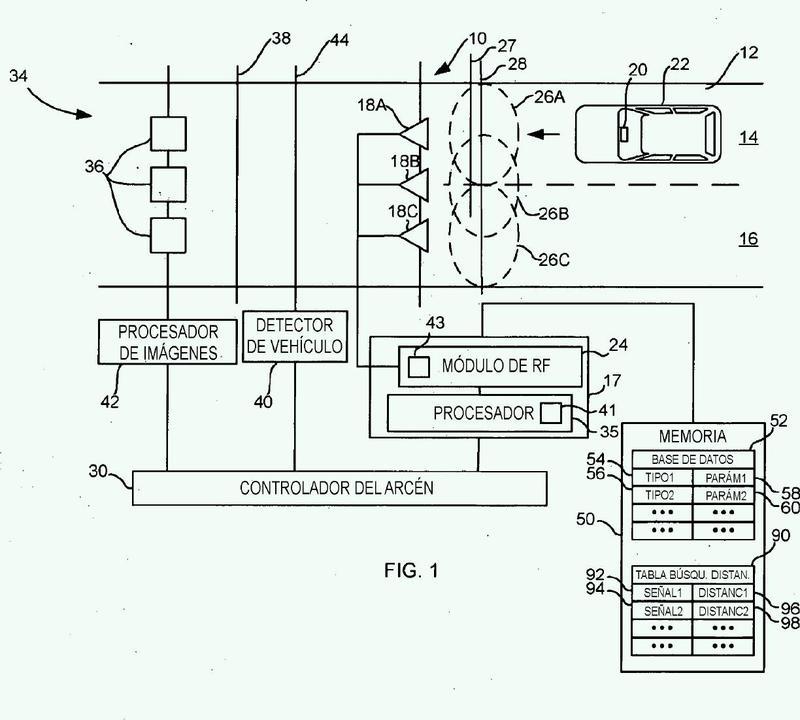 Comunicación adaptativa en un sistema de cobro electrónico de peajes.