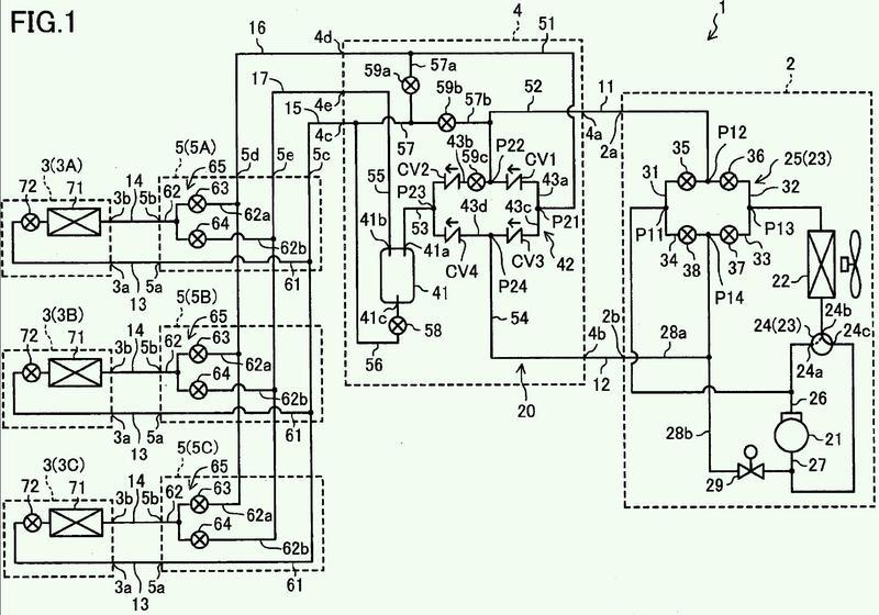Método para hacer funcionar un acondicionador de aire.