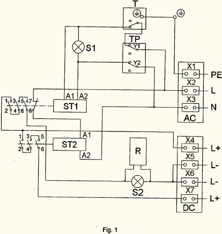 Equipo de conmutación de potencia para calderas que se utilizan en el calentamiento de agua regulado con corriente eléctrica continua procedente de paneles fotovoltaicos.