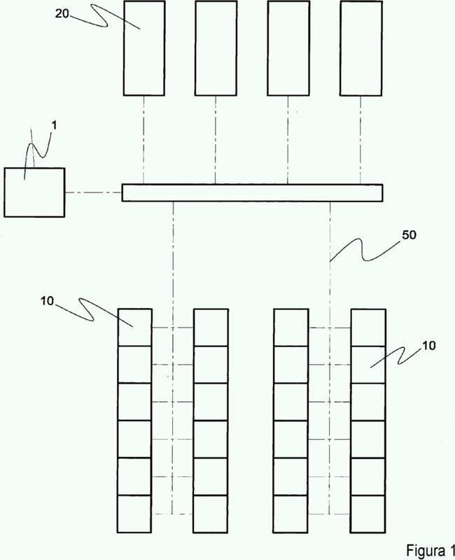 Sistema de gestión para contenedores refrigerados.