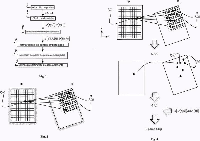 Procedimiento y dispositivo de seguimiento de un objeto en una secuencia de al menos dos imágenes.