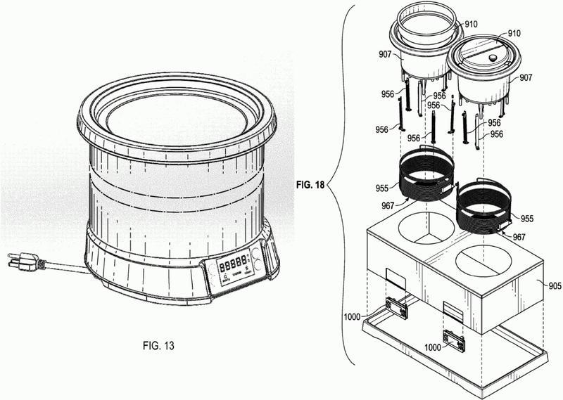 Estaciones retermalizadoras de inducción tridimensional y sistemas de control.