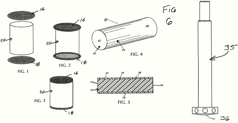 Cierre/tapón con película de múltiples capas fijadas al mismo.