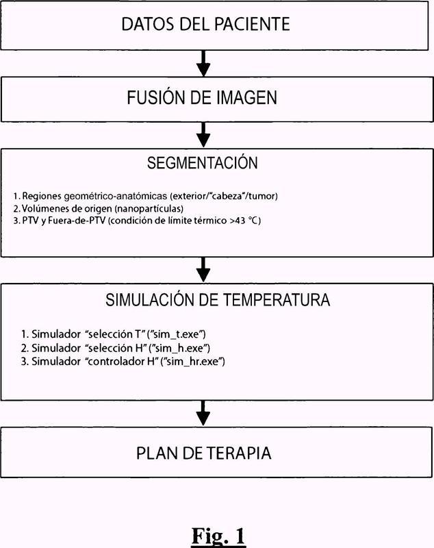 Herramienta para simulación asistida por ordenador para proporcionar asistencia en la planificación de termoterapia.
