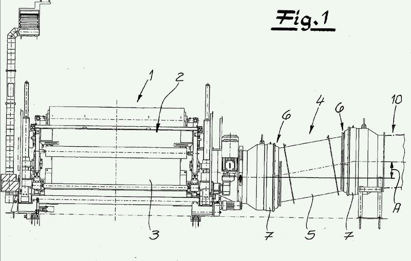 Dispositivo para la deposición de fibras.