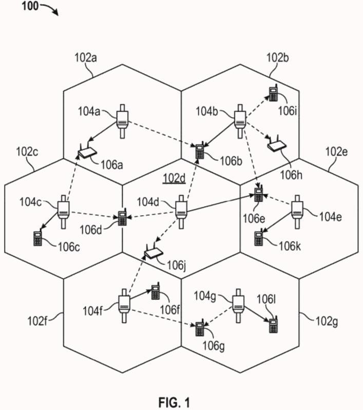 Dispositivos, procedimientos y sistemas de configuración de conmutación de antenas.