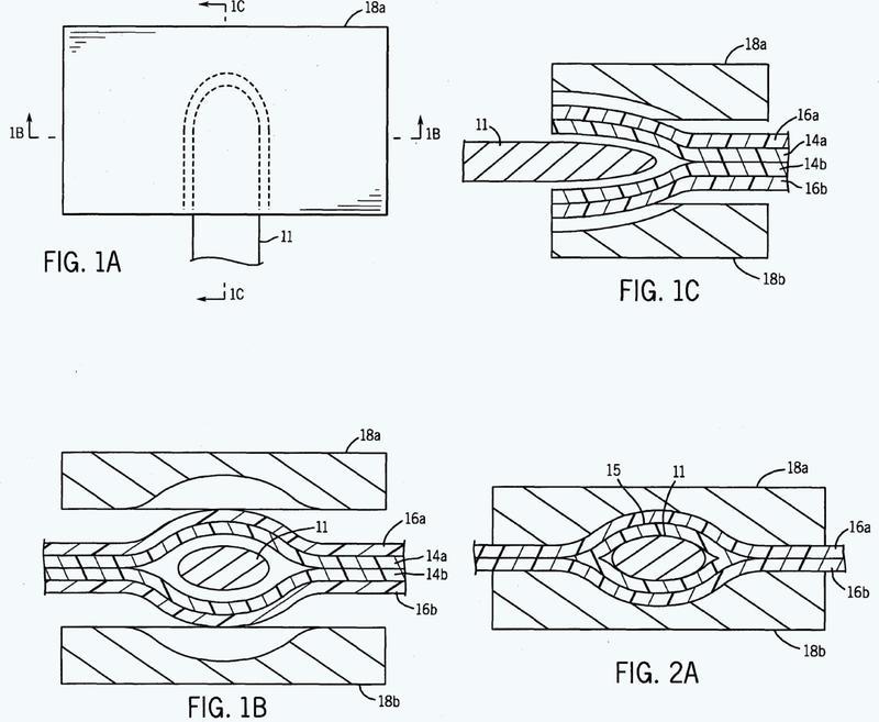 Procedimiento de generación de balones de encapsulación con microparedes.