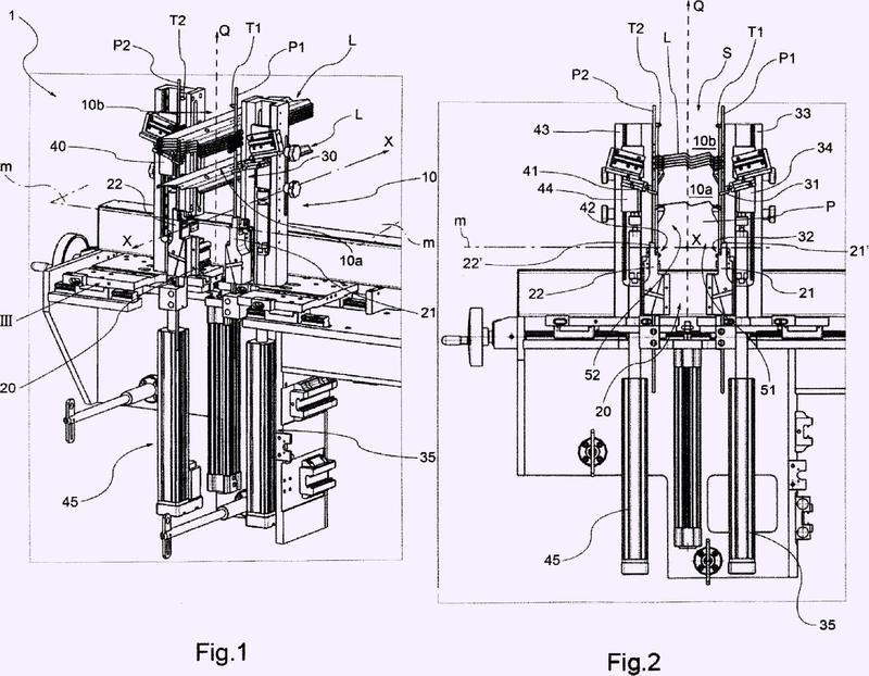 Unidad para apilar listones de persiana veneciana sobre estructura de soporte y método para posicionar una estructura de soporte en una unidad para apilar listones.