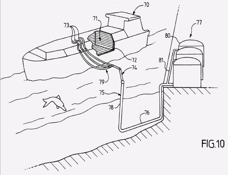 Barrera de estanqueidad para una pared de tanque.