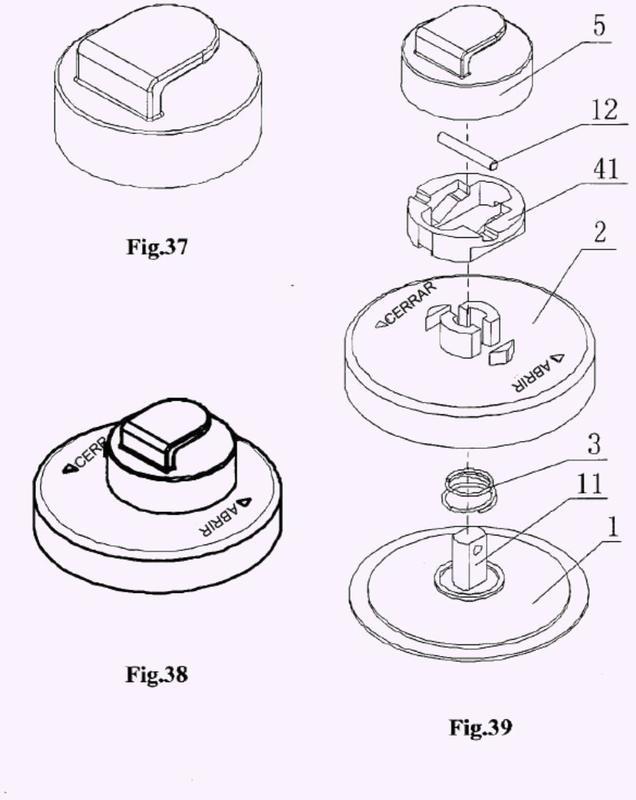Estructura de succión.