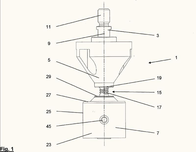 Dispositivo para soldar por fricción y agitación.