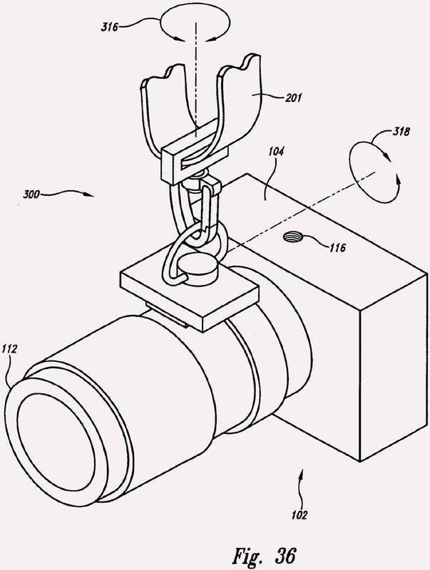 Método y sistema mejorados de transporte de cámara.