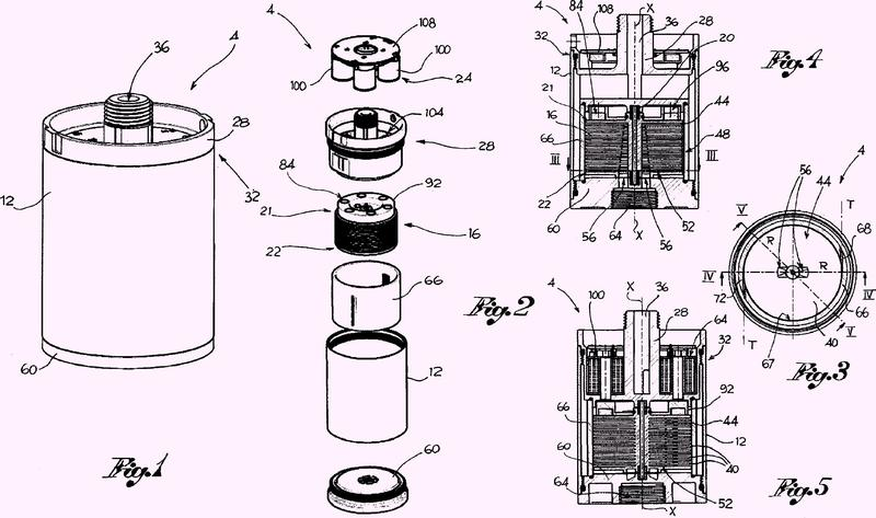Dispositivo de alimentación para un componente de grifo y componente de grifo del mismo.