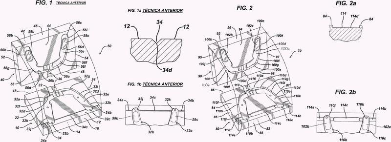 Aparatos para la fabricación de contenedores de hilo dental de un solo uso.
