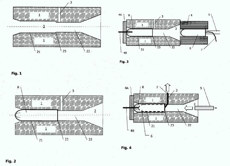 Método para el montaje de tampones con aplicador.