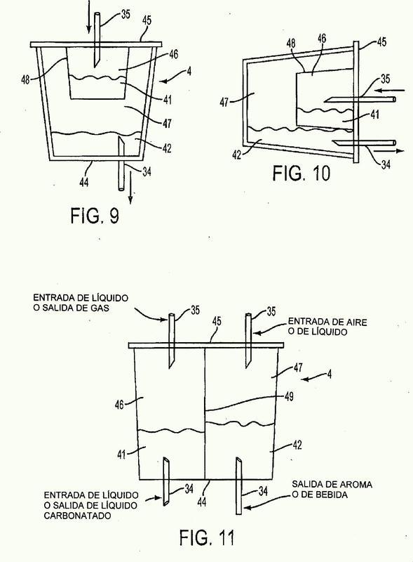 Método y aparato para carbonatación basada en cartucho de bebidas.