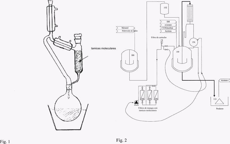 Método para fabricar quinolina-3-carboxamidas.