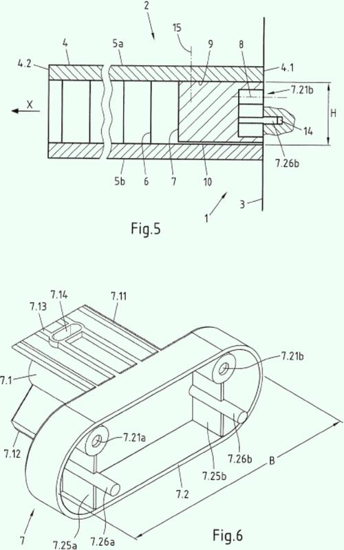 Disposición de fijación y procedimiento para la fabricación de la misma.