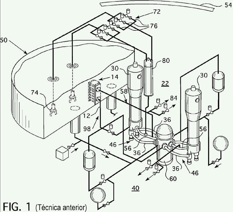 Producción de energía pasiva durante un apagón de una estación nuclear.