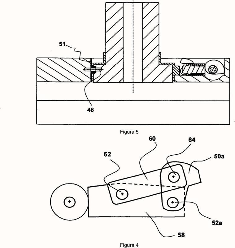 Buza interna para transferir metal fundido contenido en un recipiente, sistema para fijar dicha buza y dispositivo de colada.