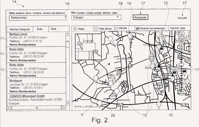Método para localización WLAN y suministro de servicio basado en localización.