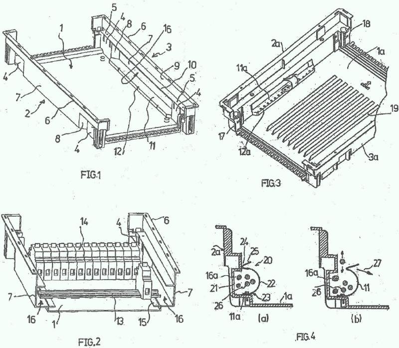 Esquemas de barras colectoras o de otras canalizaciones for Caja de distribucion