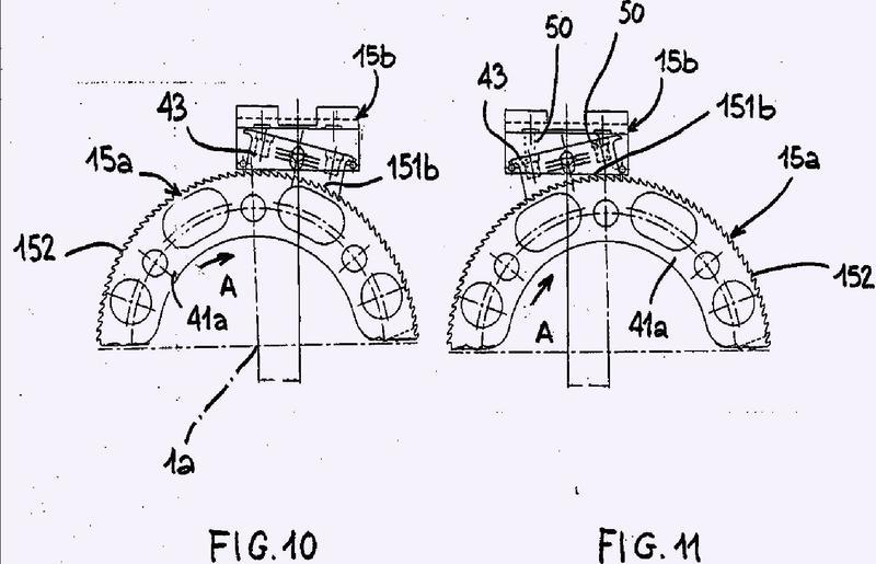 Dispositivo de raspado de un tubo.