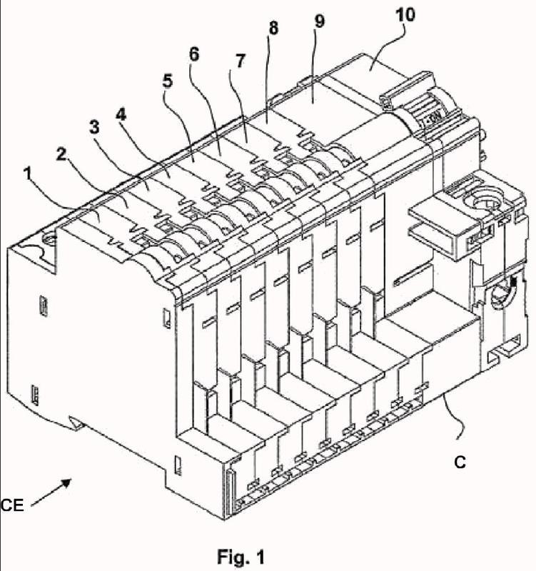 Cuadro eléctrico.