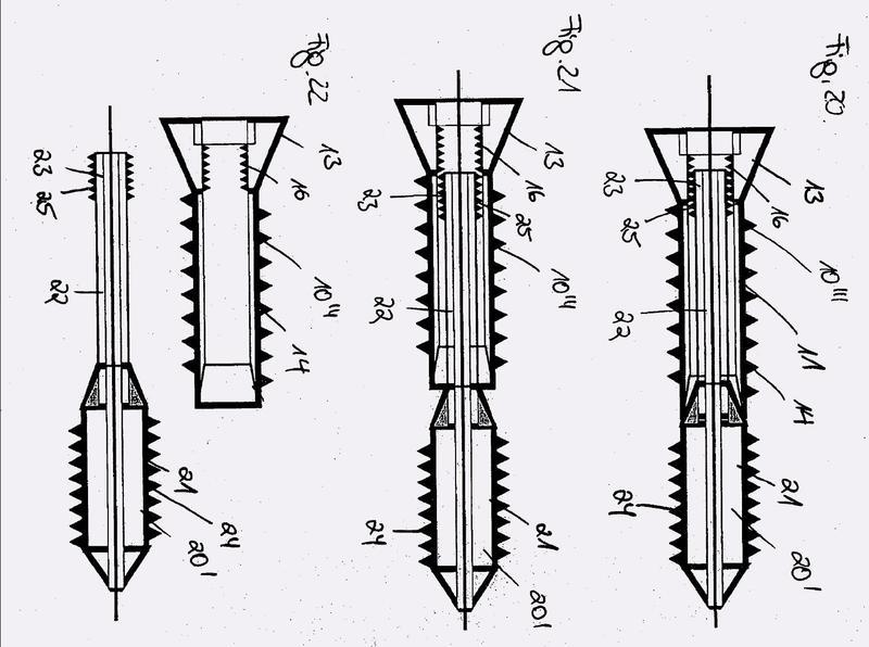 Dispositivo para estabilizar una columna vertebral.