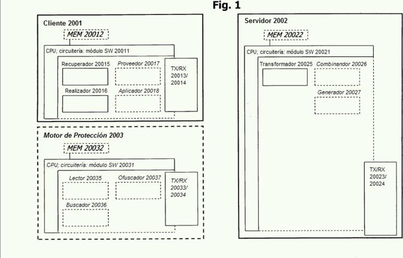 Técnica para habilitar un flujo nominal de un archivo ejecutable.