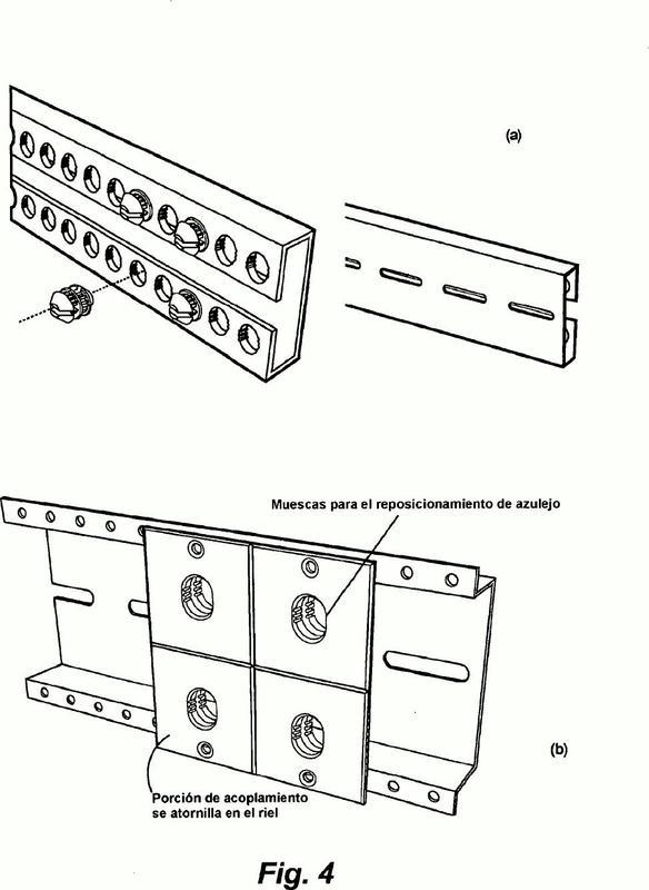 Sistemas de azulejos y métodos para su fabricación y utilización.