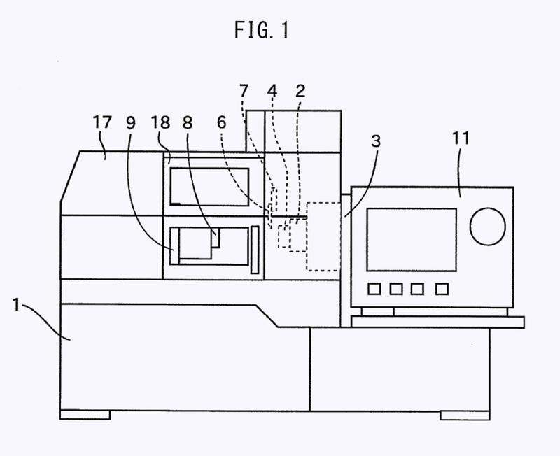 Máquina herramienta y dispositivo de regulación del accionamiento para dicha máquina herramienta.