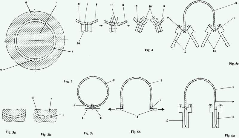 Procedimiento e instalación para la fabricación de planchas de chapa.