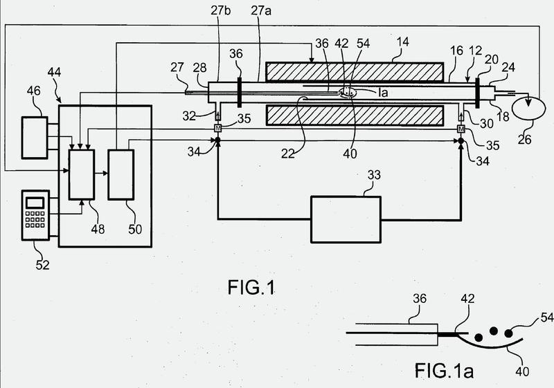 Procedimiento y dispositivo de torrefacción rápida de biomasa.