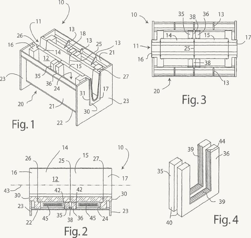 Optimización térmica en recipientes usados para contener metales fundidos.