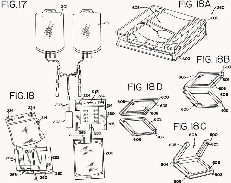 Sistema de procesamiento y métodos para tratar un fluido biológico.