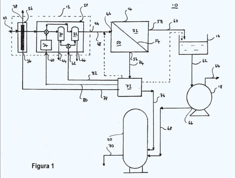 Planta de vapor y método para operar la misma.