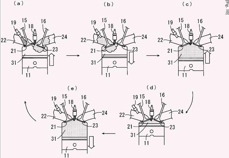 Sistema de motor y vehículo a motor de tipo montar a horcajadas.