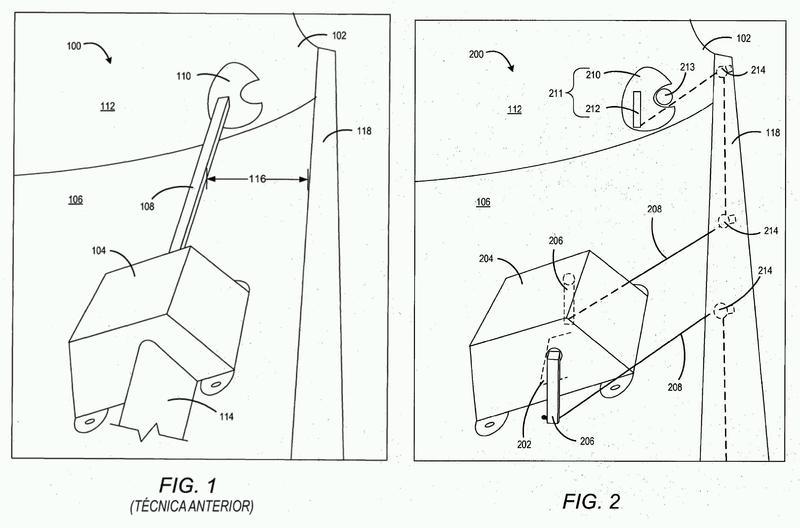 Mecanismo de enclavamiento accionado por cable que puede bloquearse.