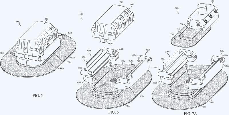 Parche de unión para montar varios dispositivos.
