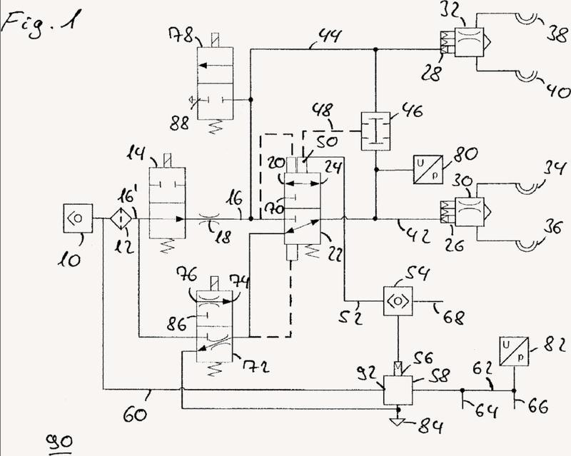 Sistema de freno de mano accionable eléctricamente y procedimiento para hacer funcionar un sistema de freno de mano accionable eléctricamente.