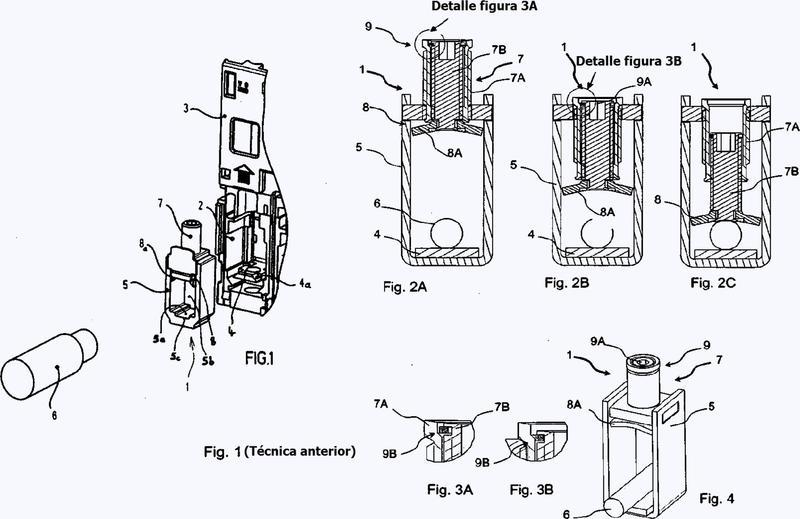 Borne eléctrico de tornillo, regleta de bornes que incluye un borne eléctrico de este tipo y aparato eléctrico que incluye una regleta de bornes de este tipo.