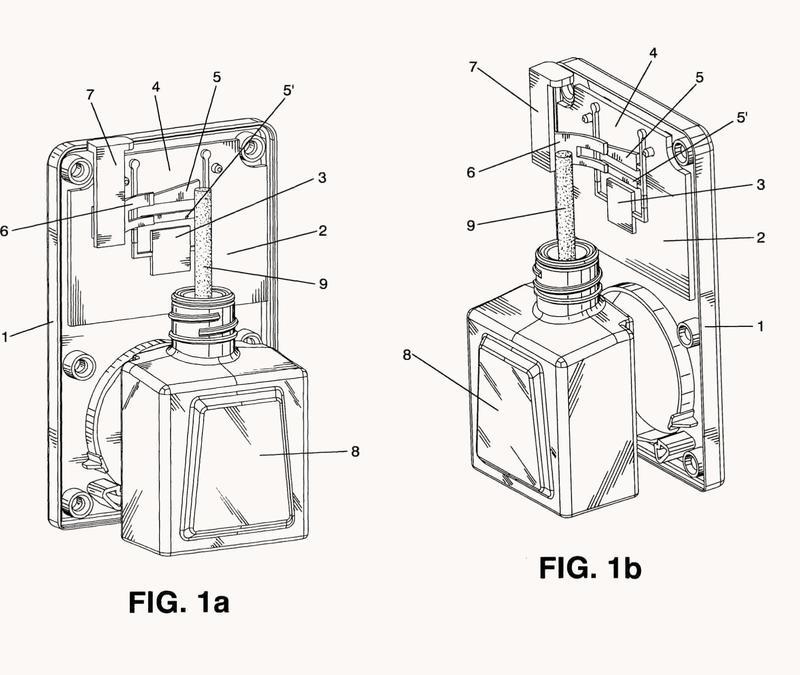 Dispositivo de calentamiento eléctrico para evaporar sustancias volátiles con tasa de evaporación ajustable.