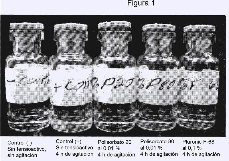 Formulaciones para enzimas lisosómicas.