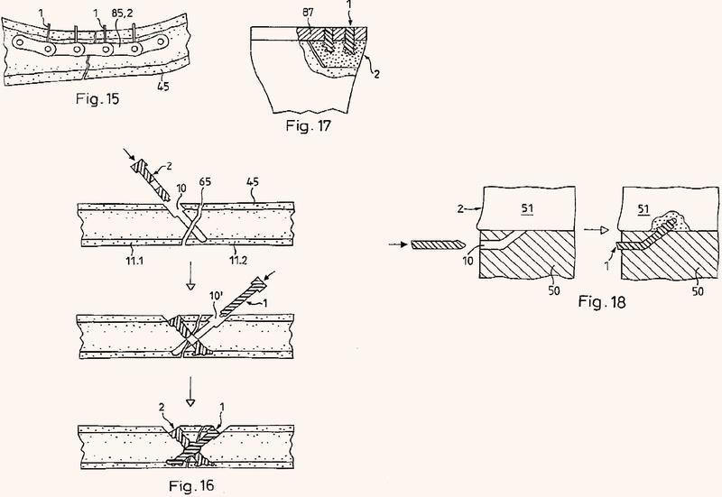 Dispositivo para implante en tejido humano o animal.