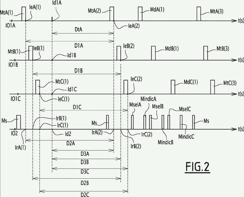 Sistema de detección de un fallo eléctrico y procedimiento asociado.
