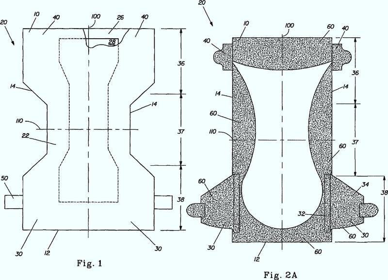 Un artículo absorbente desechable diseñado para facilitar un cambio fácil e intuitivo.