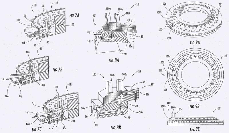 Inhaladores con discos que tienen conductos de aire equipados con canales discretos de conductos de aire y discos y métodos relacionados.