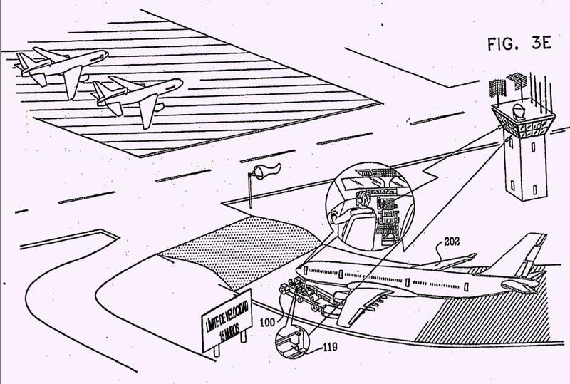 Remolcador de avión sin barra de remolque.